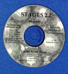 Stages CD Rom